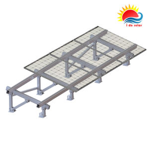 High Strength Ground Solar Panel Mounting with ISO9001 (MD0054) pictures & photos