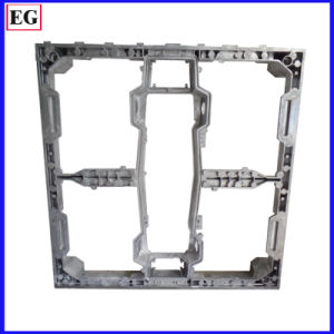 1250 Ton Made LCD Display Screen Holder, LCD Cabinet Die Casting Parts pictures & photos