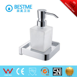 Chromed Bathroom Accessories Soap Dispenser (BG-D21016) pictures & photos