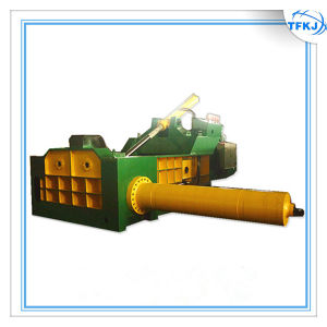 Y81-1600A Push out Automatic Hydraulic Scrap Metal Baler (CE standard) pictures & photos