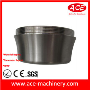 CNC Machining of Aluminum Extrusion Part pictures & photos