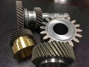 Q345 Small Bevel/Spur Gears Price pictures & photos