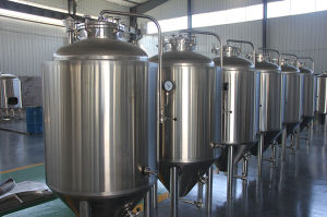 Draft Beer Maker Machine Factory Beer Production Machine pictures & photos