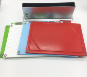 Plastic Cutting Board Colourful Fruit Chopping Board Set pictures & photos