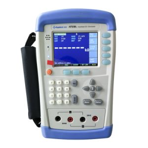 Handheld Micro Ohm Meter Manufacturer OEM Available (AT518L) pictures & photos