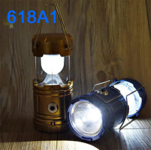 5800 Low Price Rechargeable Camping Solar Lantern pictures & photos