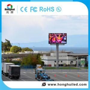 P6 Video Wall Outdoor LED Display for Advertising pictures & photos