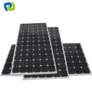 12V Solar Panel 120W Monocrystalline pictures & photos
