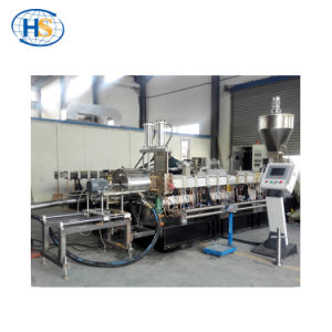 Twin Screw Extrusion Machine for Color Masterbatch pictures & photos