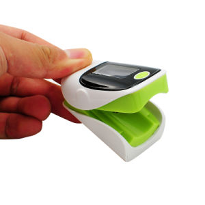 Hand-Held Fingertip Pulse Oximeter with SpO2 Probe - Martin pictures & photos