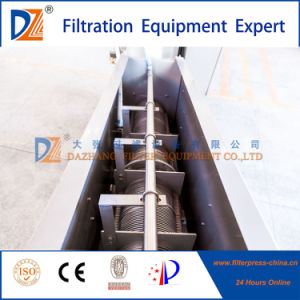Dz Stainless Steel Fold Screw Sludge Dehydrator pictures & photos