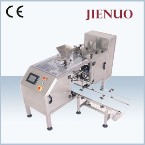 Jienuo Automatic Single Position Food Pouch Packing Machine (JN-300-A) pictures & photos