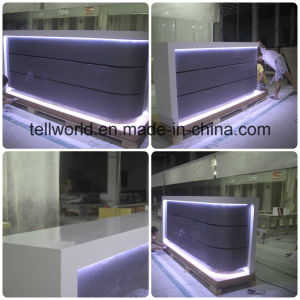 Artificial Marble Luxury High End Bar Counter pictures & photos