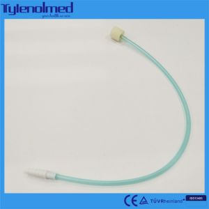 Disposable PVC Nasal Oxygen Catheter with Sponge pictures & photos