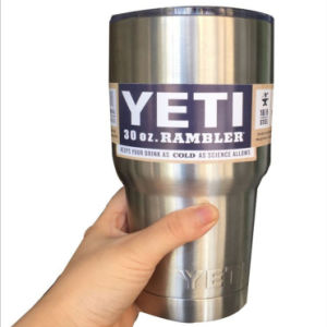 Stainless Steel Yeti Cooler Tumbler 30oz 20oz Yeti Ranbler pictures & photos
