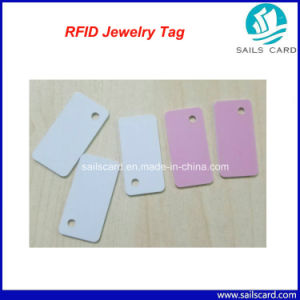 30X15mm PVC UHF RFID Jewelry Tag pictures & photos