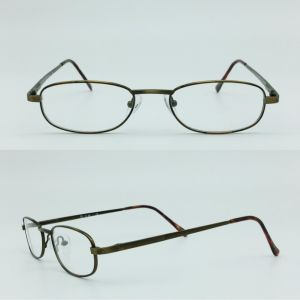 America Popular Classic Metal Optical Frames Reading Glasses pictures & photos