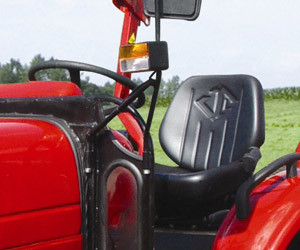 Jinma 4WD 35HP Wheel Farm Tractor with E-MARK Approved pictures & photos