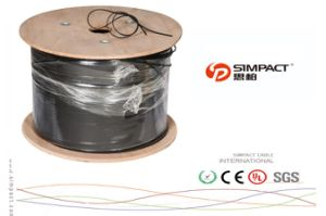 Non-Metallic Strength Member Stranded Loose Tube Filled Outdoor Optical Fiber pictures & photos