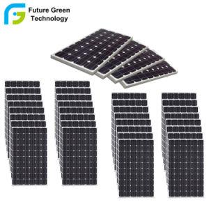 Module Fotovoltaico Monocristalino De 100W Power PV Painel Solar pictures & photos