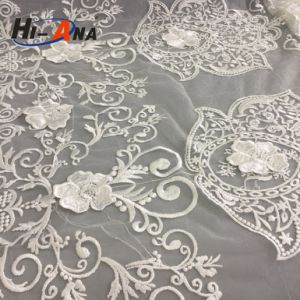 15 Years Factory Experience Hot Sale Lace Fabric for Sale pictures & photos