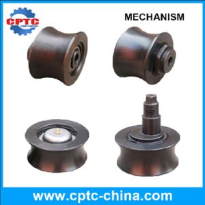 Construction Lifting, Hoist Spare Parts Guide Roller pictures & photos