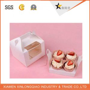 High Quality Custom Paper Cardboard Packaging Exquisite Dessert/Cookie Packaging Box pictures & photos