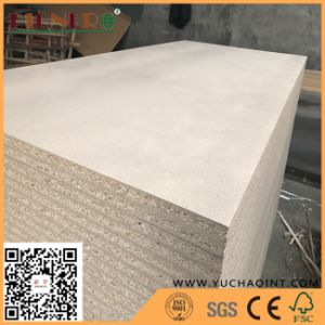 E2 Glue Plain Flakeboard/Chipboard/Particle Board for Desk pictures & photos