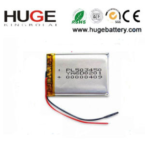 3.7V 503450 Lithium Polymer Battery (503450) pictures & photos