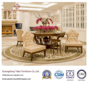 Hotel Furniture with for Dining Room with Delicate Chair (CY12-28) pictures & photos