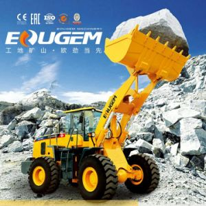 China Cheap 5ton Compact Tractor Front End Wheel Loader with Ce pictures & photos