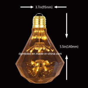 Diamond shape Starry LED bulb 3W for wedding/garden decoration pictures & photos