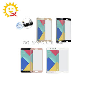 A710 Full Cover Tempered Glass Screen for Samsung