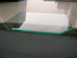 Frosted/Patterned/Decorative Tempered Furniture Glass (JINBO) pictures & photos