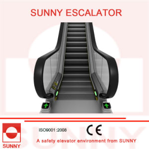 Safety and Comfortable Escalator for Shopping Mall, Heavy Duty, Sn-Es-ID085 pictures & photos