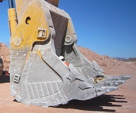 Side Cutter for Liebherr Excavator Bucket pictures & photos