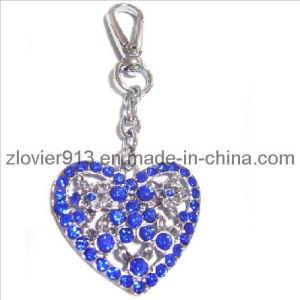 Promotion Heart Keychain (ZKC-13)