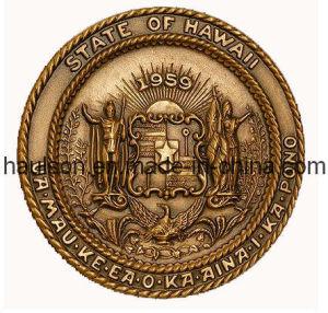 Religious Memorial Brass Coin (D32)