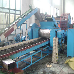 Used Rubber Recycling Machine, Reclaimed Rubber Making Machine pictures & photos