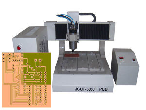 PCB Router PCB Drilling Machine (JCUT-3030)