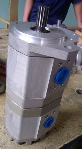 Double Gear Pump (CBQL series) pictures & photos