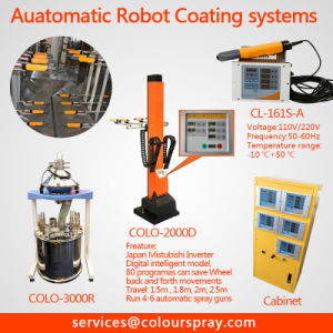 Automatic Powder Coating Spray Gun (robot move machine) pictures & photos
