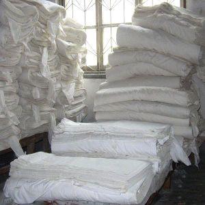 "CVC 50/50 40*40 100*80/110*70 98"" Grey Fabric for Bedding Sets"