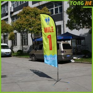 Double Sides Printed Ace Events 10FT Feather Flag pictures & photos