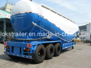 58cbm Bulk Powder Tanker Semi Trailer pictures & photos