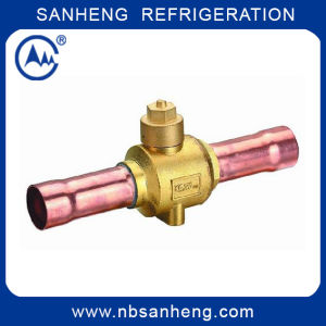 Sh-17213 Good Quality Ball Valve for Refrigeration pictures & photos