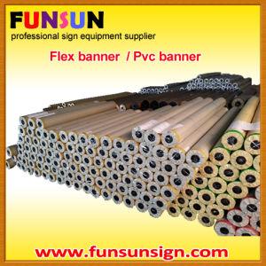 PVC Flex Banner for Large Format Printer (0.914m/1.2m/1.37m/1.6m/2.5m/3.2m pictures & photos
