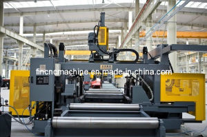 CNC Beams Drilling Machine SWZ1000A pictures & photos