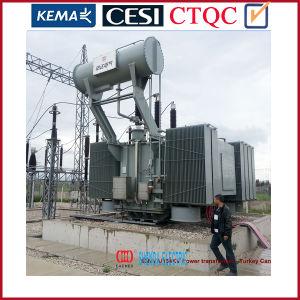 Power Transformer for Three-Phasetransformer up to 200mva 220kv