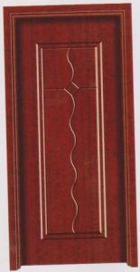 Classic Design Solid Wooden Door (XH-023) pictures & photos